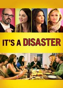 It's A Disaster - Poster / Capa / Cartaz - Oficial 3