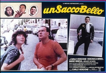 Un sacco bello  - Poster / Capa / Cartaz - Oficial 3