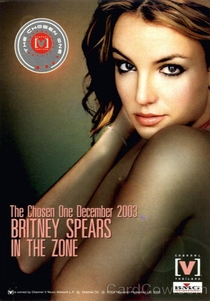 Britney Spears: In the Zone - Poster / Capa / Cartaz - Oficial 2