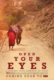 Open Your Eyes - Poster / Capa / Cartaz - Oficial 1