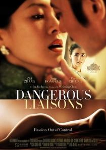 Dangerous Liaisons - Poster / Capa / Cartaz - Oficial 1