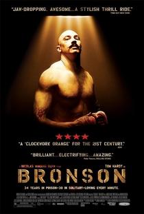 Bronson - Poster / Capa / Cartaz - Oficial 5