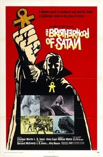 A Irmandade de Satanás - Poster / Capa / Cartaz - Oficial 1