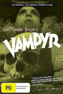 O Vampiro - Poster / Capa / Cartaz - Oficial 12