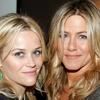 Apple vai produzir uma série com Jennifer Aniston e Reese Witherspoon