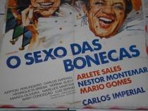 O Sexo das Bonecas - Poster / Capa / Cartaz - Oficial 1