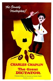 O Grande Ditador - Poster / Capa / Cartaz - Oficial 5