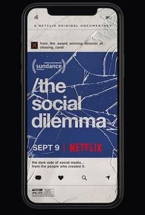 O Dilema das Redes - Poster / Capa / Cartaz - Oficial 2