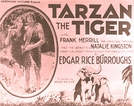 Tarzan, o tigre (Tarzan the tiger)