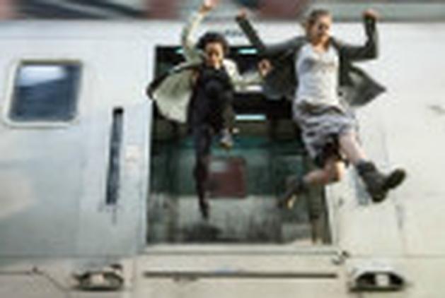 """Primeiro vídeo de """"Divergent"""""""