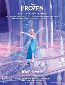 Frozen - Uma Aventura Congelante - Poster / Capa / Cartaz - Oficial 6
