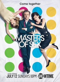 Masters of Sex (3ª Temporada) - Poster / Capa / Cartaz - Oficial 1