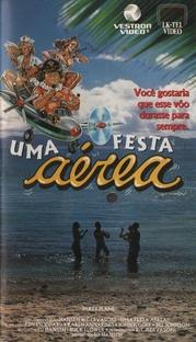 Uma Festa Aérea - Poster / Capa / Cartaz - Oficial 1
