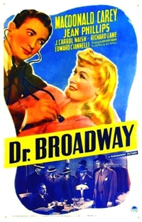 Dr. Broadway - Poster / Capa / Cartaz - Oficial 1