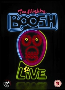 The Mighty Boosh Live - Poster / Capa / Cartaz - Oficial 1