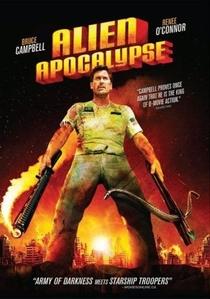 Alien Apocalypse - Poster / Capa / Cartaz - Oficial 1