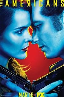 The Americans (4ª Temporada) - Poster / Capa / Cartaz - Oficial 2