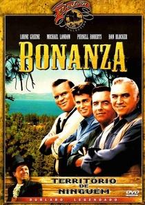 Bonanza - Território de Ninguém - Poster / Capa / Cartaz - Oficial 1