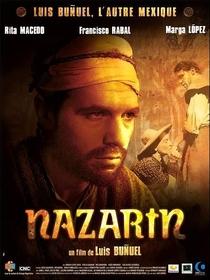 Nazarin - Poster / Capa / Cartaz - Oficial 3