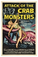 A Ilha do Pavor (Attack Of The Crab Monsters)