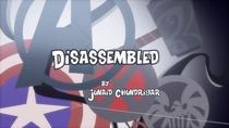 Disassembled - Poster / Capa / Cartaz - Oficial 1