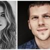 Imogen Poots e Jesse Eisenberg interpretarão casal em ficção científica