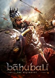 Bahubali: O Início - Poster / Capa / Cartaz - Oficial 1