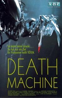 A Máquina da Morte - Poster / Capa / Cartaz - Oficial 6