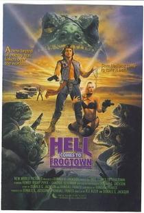 O Inferno Chega a Frogtown - Poster / Capa / Cartaz - Oficial 1