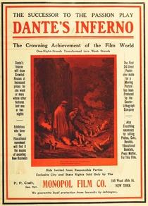 Inferno - Poster / Capa / Cartaz - Oficial 3