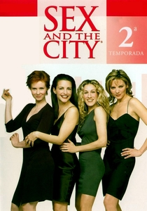 Sex and the City (2ª Temporada) - Poster / Capa / Cartaz - Oficial 1