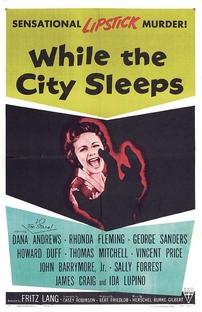 No Silêncio de uma Cidade - Poster / Capa / Cartaz - Oficial 1