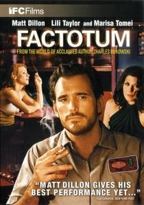 Factotum - Sem Destino - Poster / Capa / Cartaz - Oficial 4
