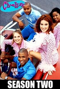 As Patricinhas de Beverly Hills (2ª Temporada) - Poster / Capa / Cartaz - Oficial 1