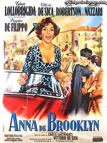 Ana do Brooklyn - Poster / Capa / Cartaz - Oficial 2