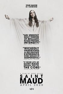 Saint Maud - Poster / Capa / Cartaz - Oficial 2