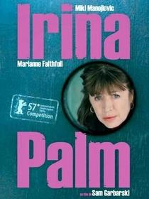 Irina Palm - Poster / Capa / Cartaz - Oficial 3