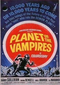 O Planeta dos Vampiros - Poster / Capa / Cartaz - Oficial 5