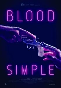Gosto de Sangue - Poster / Capa / Cartaz - Oficial 6