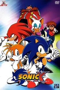 Sonic X (1ª Temporada) - Poster / Capa / Cartaz - Oficial 1