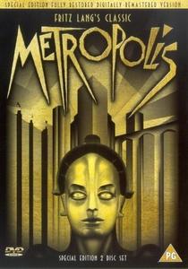 Metrópolis - Poster / Capa / Cartaz - Oficial 23