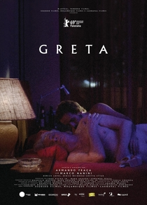 Greta - Poster / Capa / Cartaz - Oficial 1
