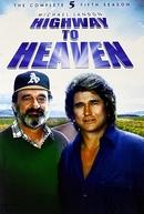 O Homem que Veio do Céu (5ª Temporada) (Highway to Heaven (Season 5))