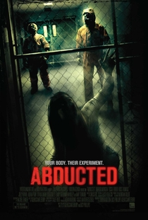 Abducted - Poster / Capa / Cartaz - Oficial 1
