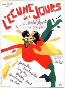 L'écume des Jours - Poster / Capa / Cartaz - Oficial 1