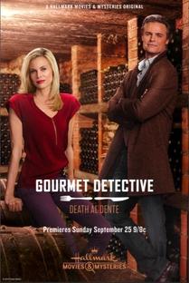 Gourmet Detective: Death Al Dente - Poster / Capa / Cartaz - Oficial 2