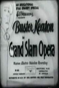 Grand Slam Opera - Poster / Capa / Cartaz - Oficial 1