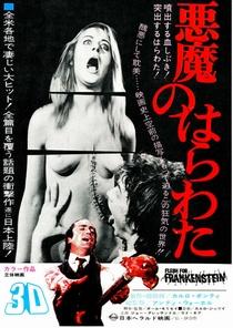 Carne para Frankenstein - Poster / Capa / Cartaz - Oficial 2