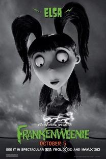 Frankenweenie - Poster / Capa / Cartaz - Oficial 8
