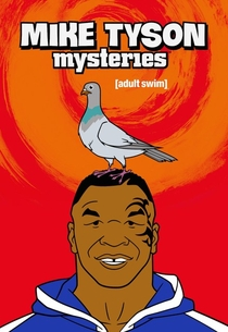 Mike Tyson Mysteries (2ª Temporada) - Poster / Capa / Cartaz - Oficial 1